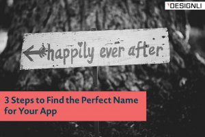 How to Name Your App